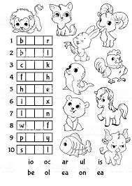 Rebus Giochi Educativi Per Prescolare I Bambini Immagini