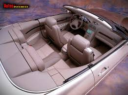 2000 Chrysler 300 2000 Chrysler 300 Hemi C Convertible Concept Autos Of Interest