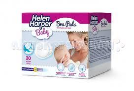 <b>Прокладки на грудь</b> Bra Pads 30 шт. <b>Helen</b> Harper — купить в ...