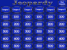 Jeopardy Template Online Mytv Pw