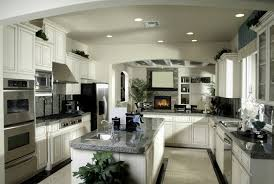 Luxury U Shaped Kitchen Designs Layouts Photos