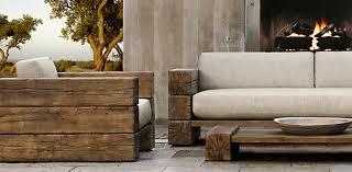 restoration hardware outdoor furniture. The Aspen Outdoor Funriture Collection Restoration Hardware Furniture R