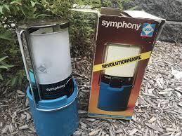 Camping Gaz Symphony Gas Lamp Gas Lantern C206 Made In France