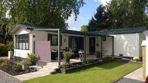 Chalet te koop op camping Hof Maire in Zeeland