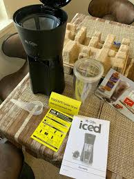 The following is my ultimate guide to the iced coffee trend. Mr Coffee Iced Coffeemaker Mr Coffee