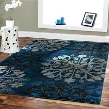 brown and blue area rugs s chocolate brown blue area rug