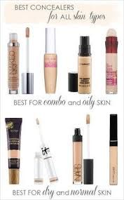 best under eye concealers for any skin type and high end