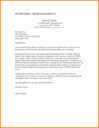 Cover Letter Attorney Lovely Family Law Attorney Resume Sample
