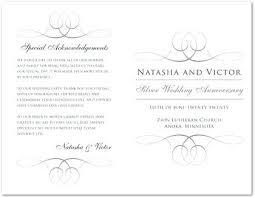 wedding program template free word grey overlapping calligraphy wedding program template free templates