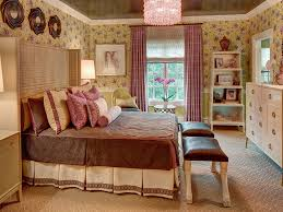 Showhouse Bedroom Design Creative Wall Coverings