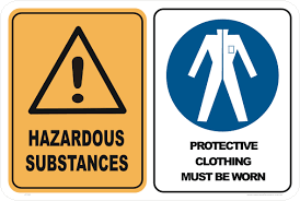 Image result for hazardous chemicals notices