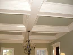 Coffered Ceiling Kits Home Lighting Insight