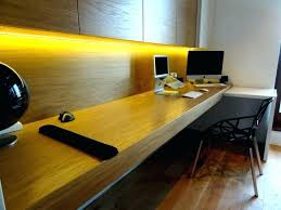 narrow office desk. Long Office Desk Narrow White Furniture Bedroom L Shaped Computer A