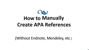 How To Cite A Journal Article Found Online In Apa Format Simple Method
