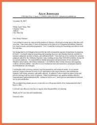 5 6 Attorney Cover Letter Jobproposalletter