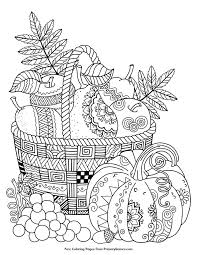 Small Picture Fall Coloring Pages For Adults Free Coloring Pages