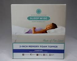 memory foam mattress topper packaging. Memory Foam Mattress Topper Packaging