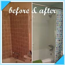 Rustoleum Tub Tile Transformations In Biscuit It Was Really