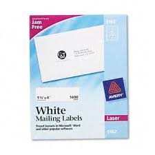 Avery 5162 Labels Shop Avery 5162 White Mailing Labels Free Shipping On Orders Over