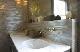 best bathroom glass tile backsplash view more