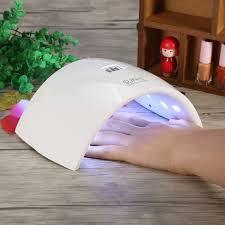 Im Girl Sun 9s 24w Uv Led Lamp For Nail Gel Varnish 365450nm Smart