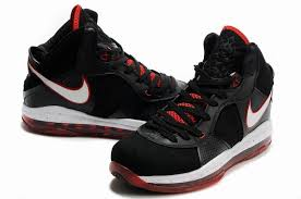 lebron 8 v1. lebron james 8 viii shoes black white red,lebron ii,discount lebron v1