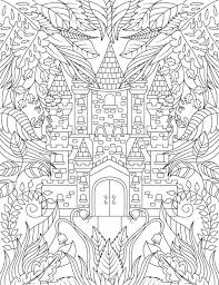 Small Picture Magical Forest by Jade Summer Coloring Books Coloring Pages