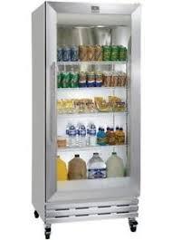 single glass door refrigerator glass front refrigerator s12