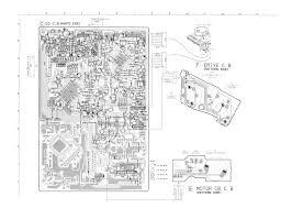 aiwa ca dw620 schematic diagrams electro help schematic 3 cd