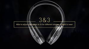 <b>Baseus D02</b> Bluetooth Headphone Foldable 25 Hours Music Play ...