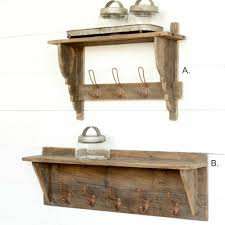 Antique Wall Mounted Coat Rack Enchanting Tack Room Wall Mounted Coat Rack Antique Farmhouse