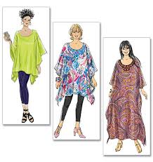 Caftan Sewing Pattern