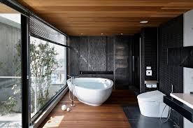 modern bathroom design 2014. Plain Modern Dazzling Modern Bathroom Design Ideas And Stuff Like That TCG New  Contemporary Brown White Curva House By Lsa Architects Cntflco Designs 2015 2014 Inside