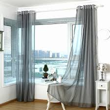 Vorhang Fenster Ideen Modern Fotografie Gardinen Wohnzimmer Mit