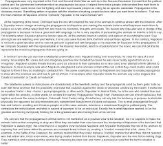 propaganda essay of animal farm ani sm fear and propaganda in animal farm essay judge