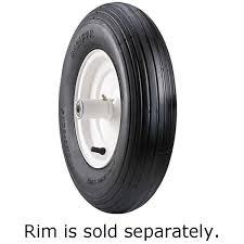 Wheelbarrow Tire Size Chart 4 80 8 4 Ply Wheelbarrow Tire