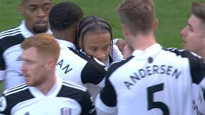 Bobby Decordova-Reid scores Fulham equalizer v. Everton - Flipboard