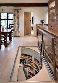 Wine Cellar In Kitchen Floor Furniture Astonishing Original Wine Cellar With Rectangular Glass