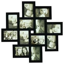 opening frames for wall art sample amazing black collage photo white wallpaper houzz holds six
