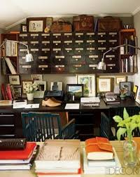 vintage office decorating ideas. Home Office Decorating Ideas - Hometone #vintageoffice Vintage U
