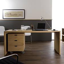 timber office furniture. Ethnicraft U Table Study Desk 140 Timber Office Furniture