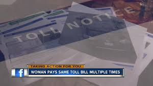 ta bay area driver pays forced to pay same toll over and over again abcactionnews wfts tv