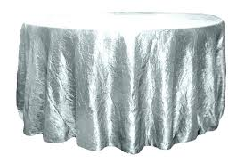 round plastic tablecloths tablecloth black inch