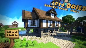 Minecraft Haus Bauplan Deutsch