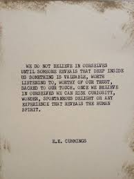 best e e cummings poetry ideas ee cummings love  find this pin and more on quotable by feethitground