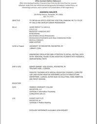Formidable Medical Office Administration Resume Azul Elcuervoazul Com