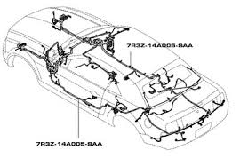 main body wiring harness shelby performance parts discounted by 4.6 3v wiring harness at Wiring For 2007 Mustang