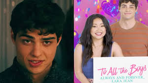 But one day lara jean discovers that somehow her secret box of letters has been mailed. Noah Centineo And Lana Condor Share First Scene From To All The Boys 3 Popbuzz