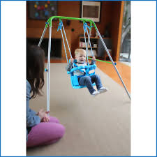 Baby swings for over 25 lbs 98230 sportspower indoor outdoor my ...