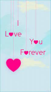 I Love You Forever Wallpapers IPhone 12 ...